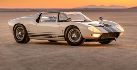 A rare prototype Ford GT40 Roadster can be sold for 10 million dollars